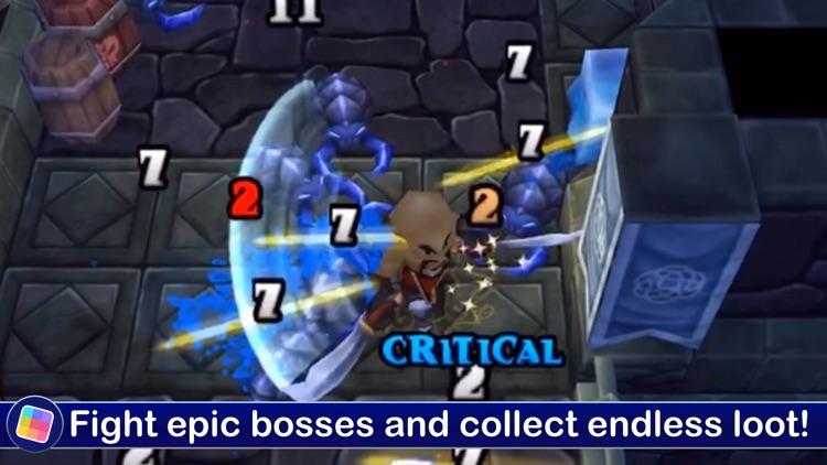 Pocket RPG: Epic Adventure screenshot-3