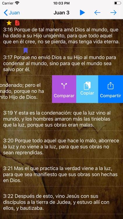 Mi Biblia App screenshot-4