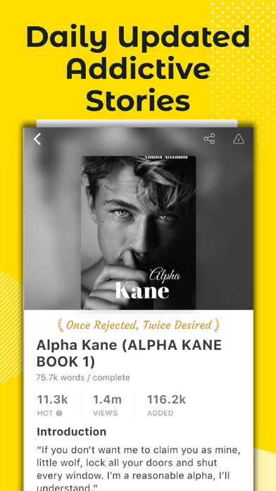 AnyStories Screenshot