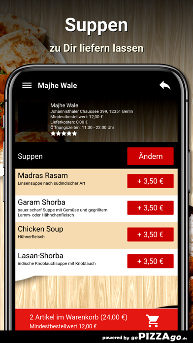 Majhe Wale Berlin screenshot 5