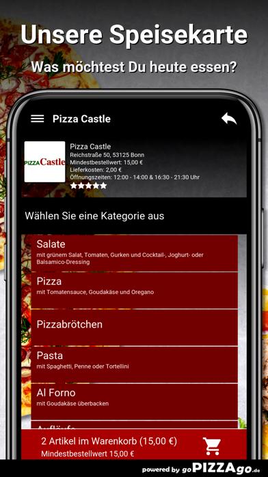 Pizza Castle Bonn screenshot 4