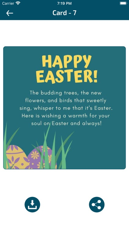 Happy Easter Wishes & Cards screenshot-4