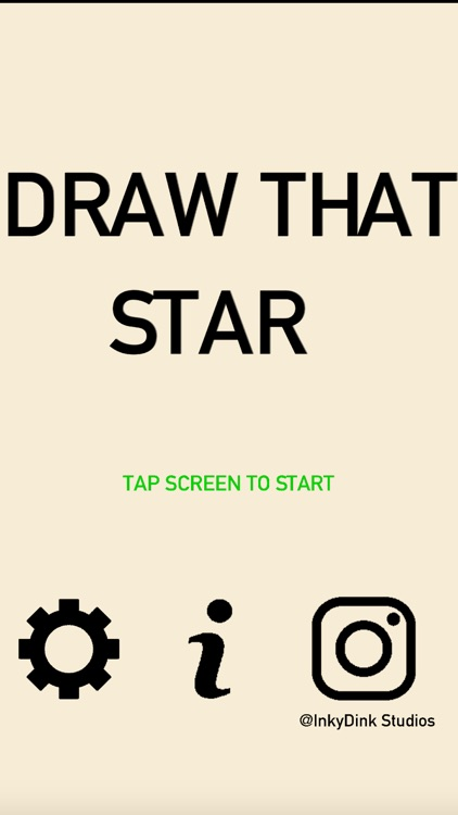 DRAW THAT STAR