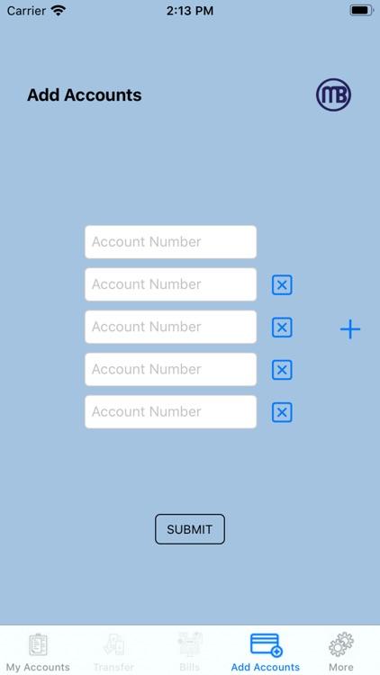 Malayan Bank Mobile Banking screenshot-3