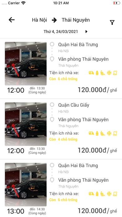 Taxi Hoa Mai 5
