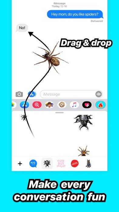 Litstick - Best Stickers App Screenshot