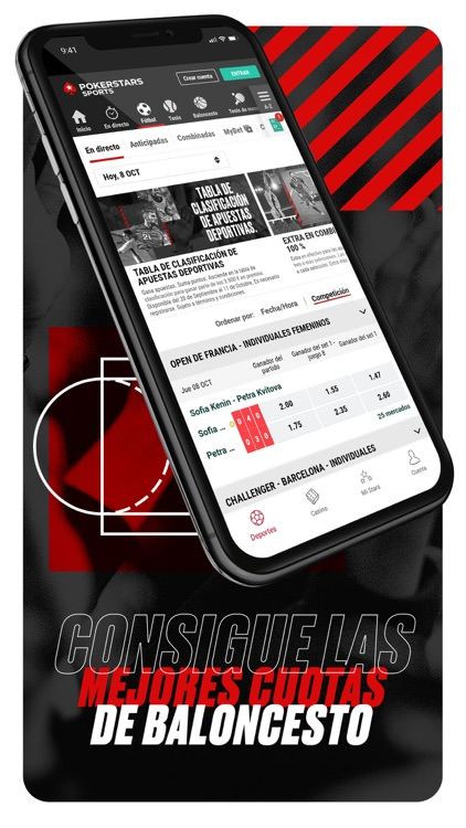PokerStars Apuestas Deportivas screenshot-8