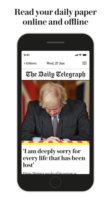 The Telegraph UK: News & Sportのおすすめ画像2