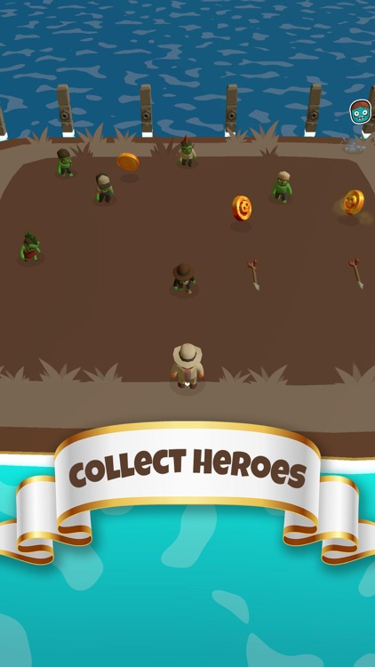 Zombie Island screenshot-5
