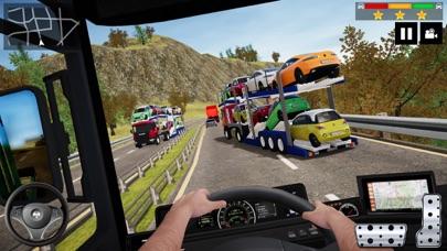 自動車輸送トラックゲーム2020のおすすめ画像1