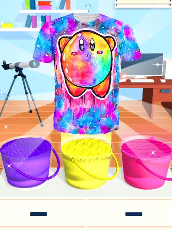 Tie Dye: Shirt screenshot #2