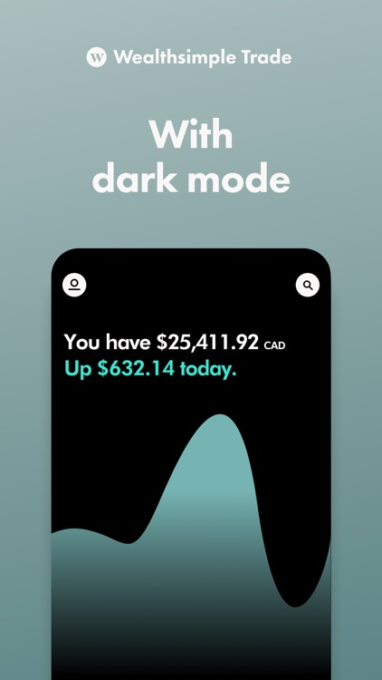 Wealthsimple Trade: Buy Stocks screenshot-4