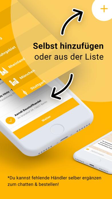 Simplo - Die Handwerker AppScreenshot von 3