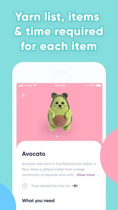 Baixar CrochetApp - row counter app para Android