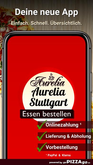 Aurelia Restaurant Stuttgart screenshot 1