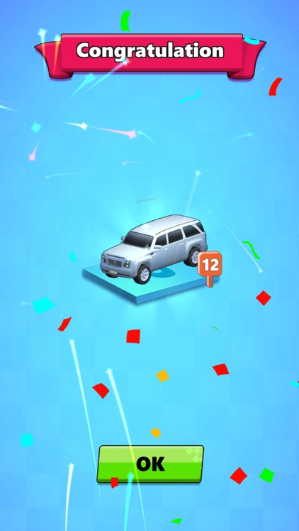 Car Merge Factory 2020 screenshot-3