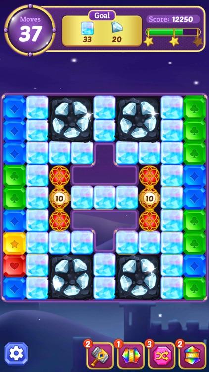 Jewel Gem - Match 3 Jewel Game screenshot-6