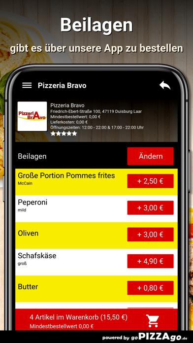 Pizzeria Bravo Duisburg Laar screenshot 6