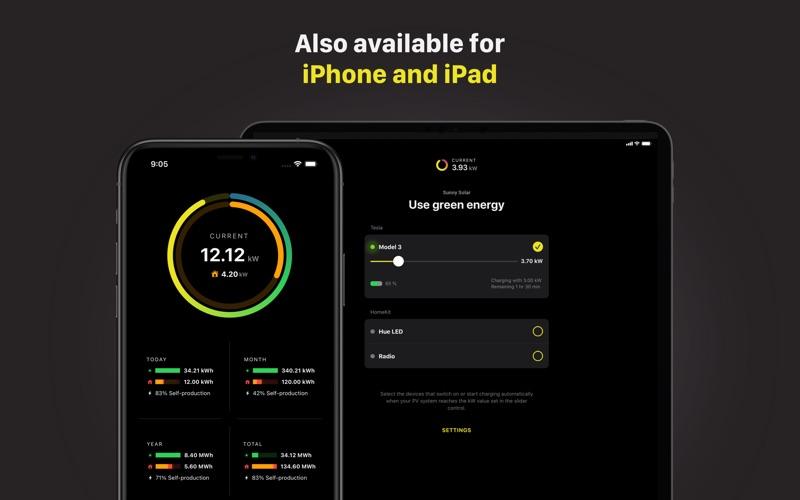 SolarDashboard скриншот программы 3