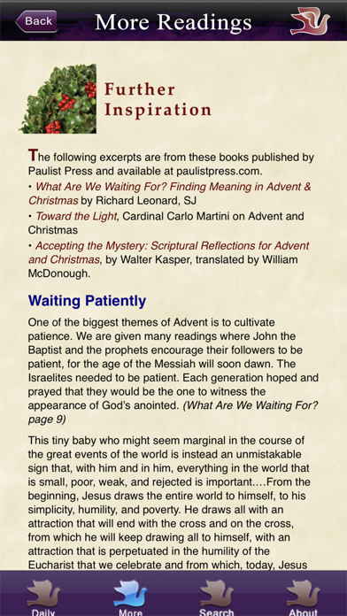 Screen Shot Advent with Pope Francis 2020 4