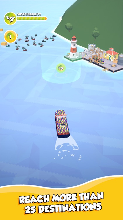 The Sea Rider   Ship driving screenshot-7