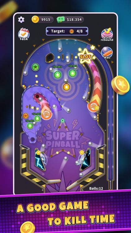 Super Pinball - Come try screenshot-4