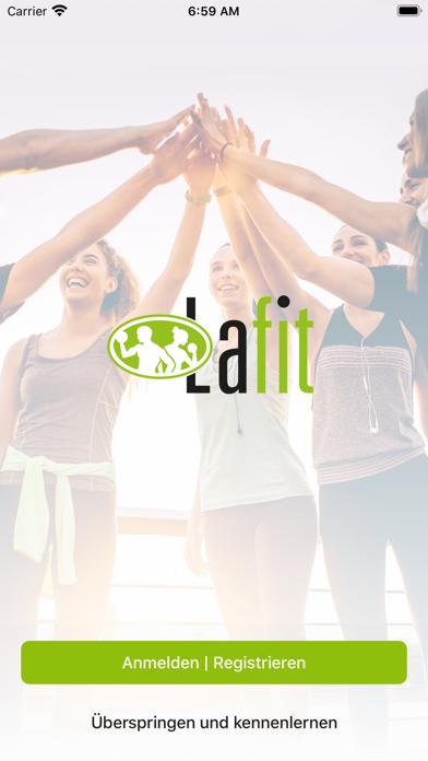 lafit FitnesscenterScreenshot von 1