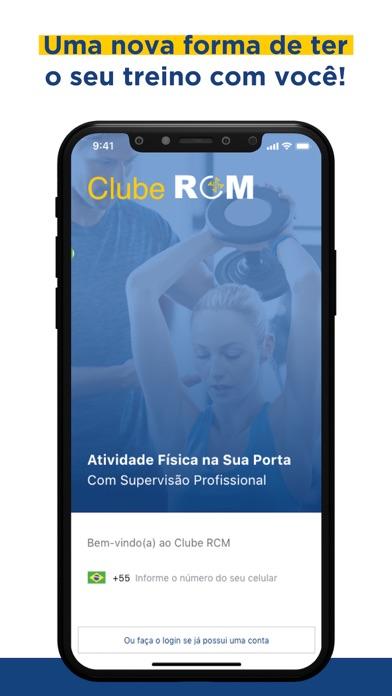 Clube RCM screenshot 1