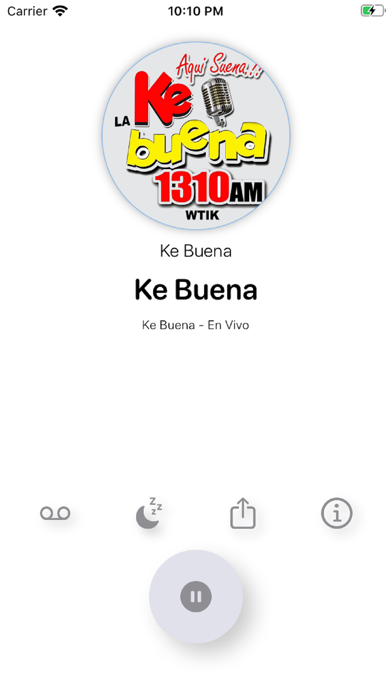 Radio Ke Buena screenshot 1