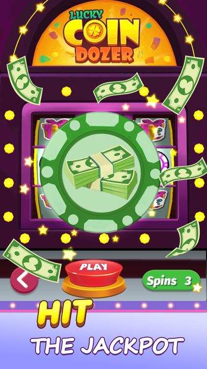 Lucky Coin Dozer screenshot-0
