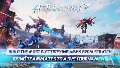 Astracraft screenshot 1