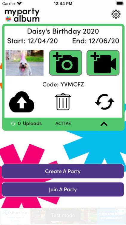 My Party Album screenshot-5