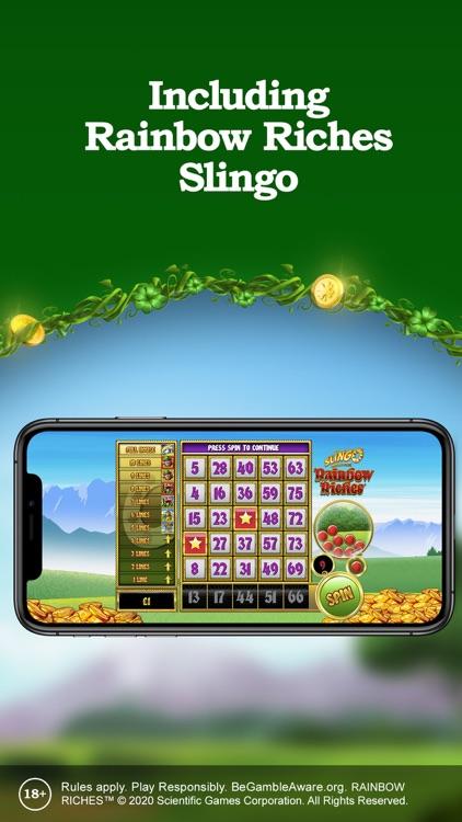 Rainbow Riches Casino