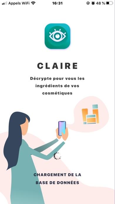 Claire App 1