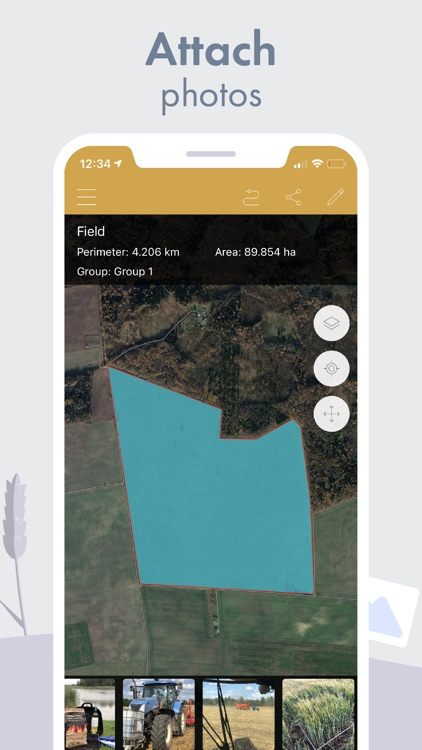 GPS Fields Area Measure screenshot-4