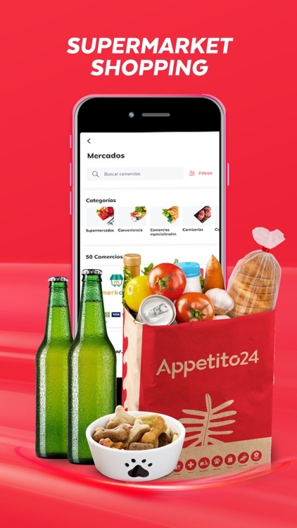 Appetito24 - Food Delivery