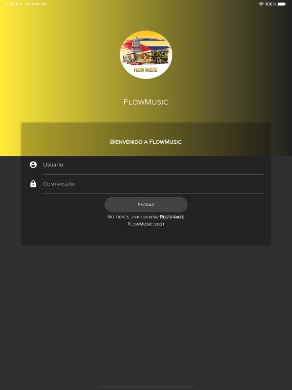 FlowMusic screenshot 4