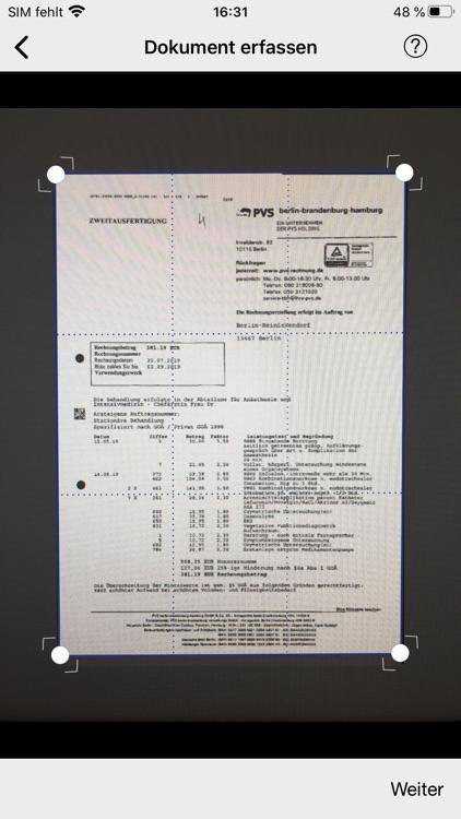 Berliner Beihilfe-App screenshot-3