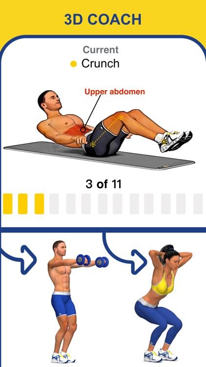 Butt workout plan screenshot-3