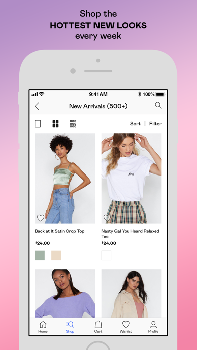 Nasty Gal – Clothing + Fashion wiki review and how to guide
