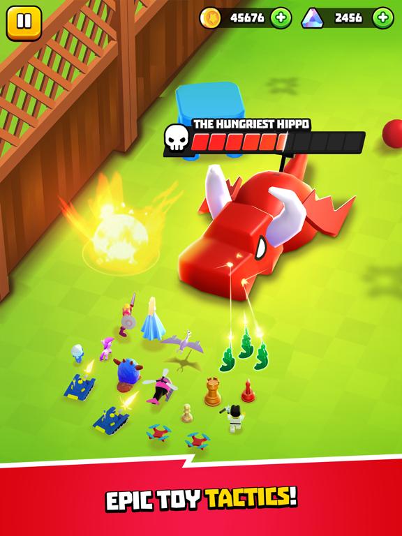 Toy Warfareのおすすめ画像1