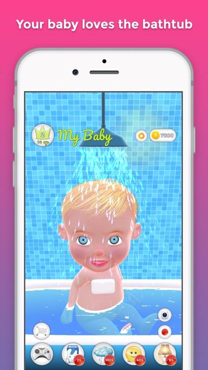 My Baby (Virtual Kid & Baby) screenshot-7