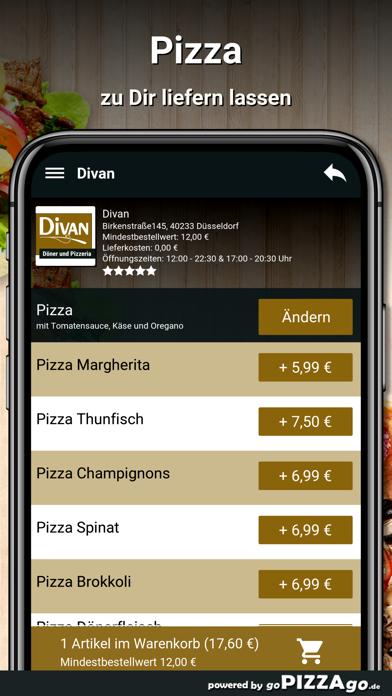 Divan Düsseldorf screenshot 5