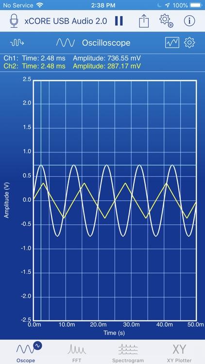 SignalScope Basic 2020 screenshot-4