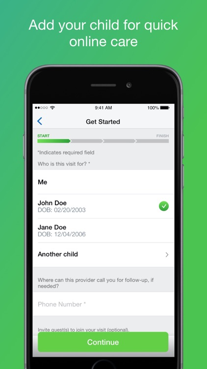UnityPoint Health Virtual Care screenshot-3