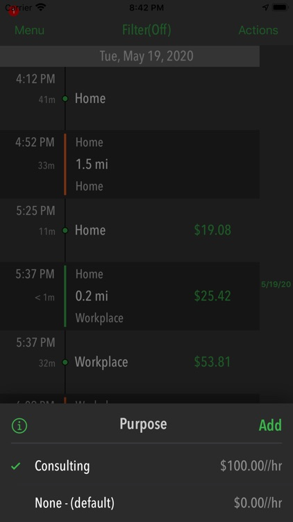 MileBot - Mileage Tracker Bot