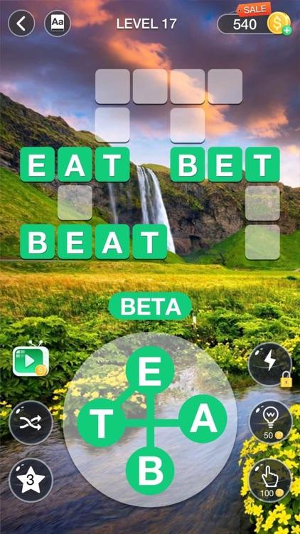 Word Combo - Crossword game