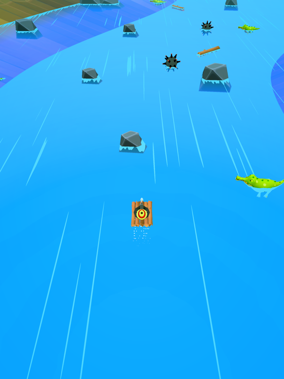 Raft Trail screenshot 8