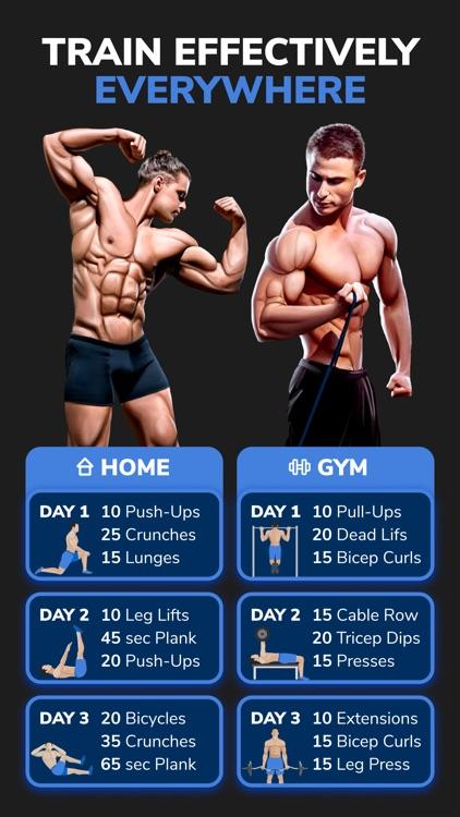 BetterMen: Home Workouts