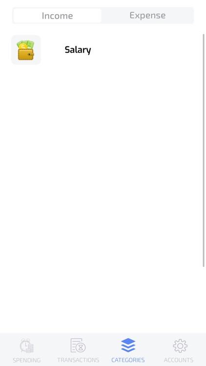 Spending-Tracker screenshot-5